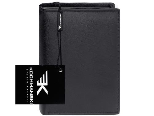 522f02e0dd7f4 Skórzany portfel męski Kochmanski 1002 Skorzany.com