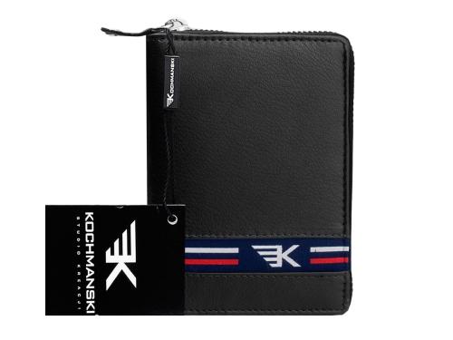 3a801cb1b633 Młodzieżowy portfel skórzany Kochmanski 1217 Skorzany.com