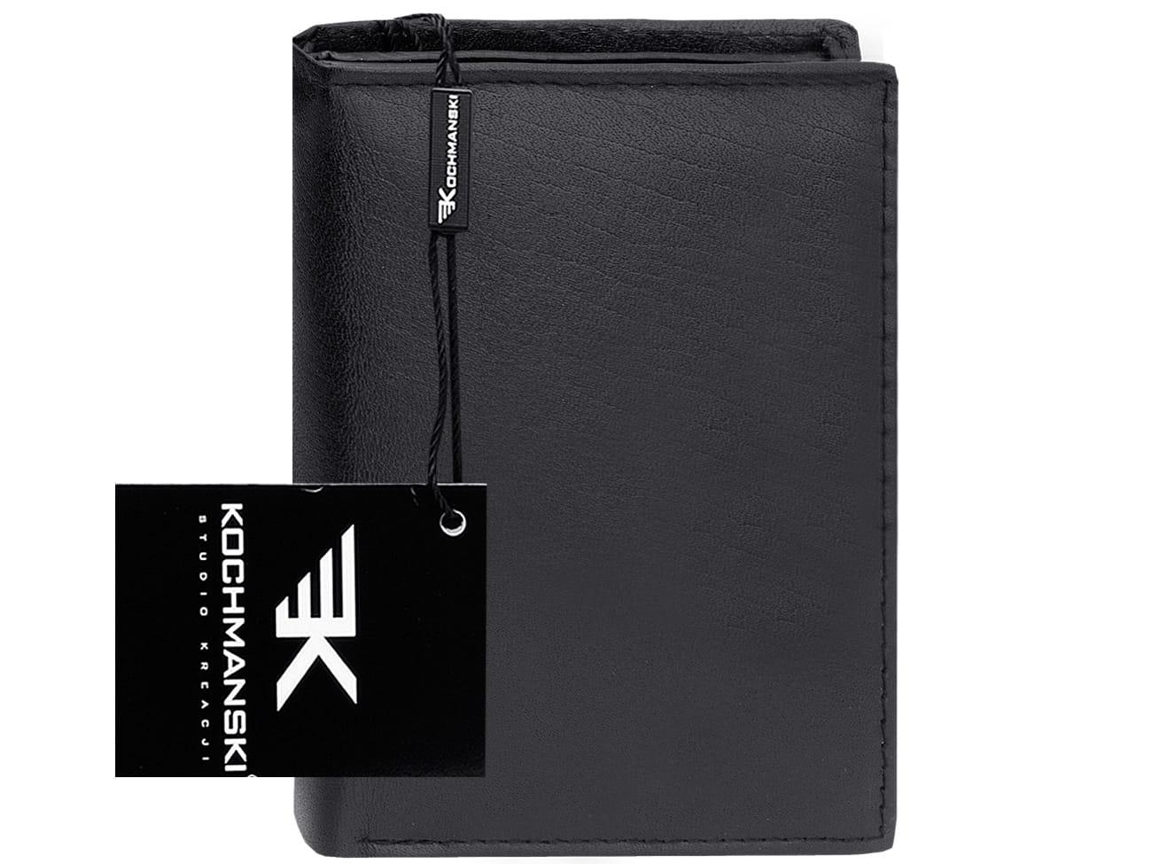 d29adf92c7488 Skórzany portfel męski Kochmanski 1002 Skorzany.com
